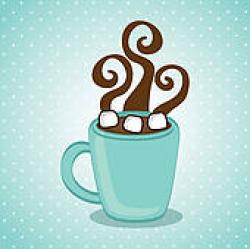 Marshmellow clipart hot chocolate