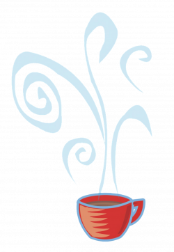 Hot Chocolate clipart steam
