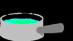 Kettle clipart steam cloud