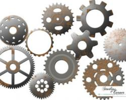 Machine clipart steampunk gear