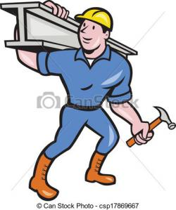 Steel clipart cartoon