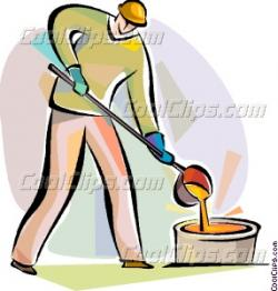 Steel clipart steel worker