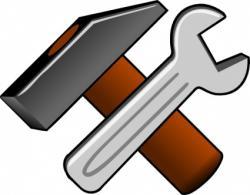Medical clipart hammer