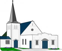 Chapel clipart baptist church
