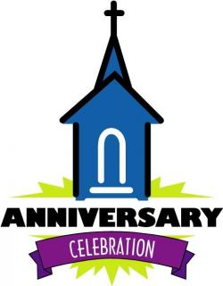 Celebration clipart church anniversary
