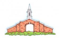 Chapel clipart free church