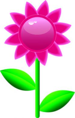 Stem clipart flower stalk