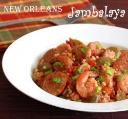 Stew clipart jambalaya