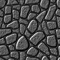 Cobblestone clipart vector