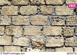 Stone Wall clipart rough object