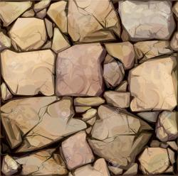 Stone Wall clipart seamless texture