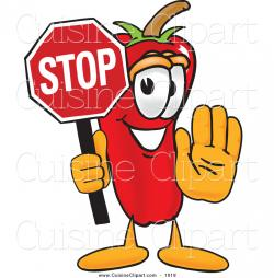 Chili clipart cute