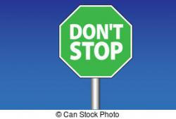 Stop clipart don t