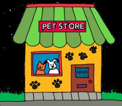 Pets clipart pet shop