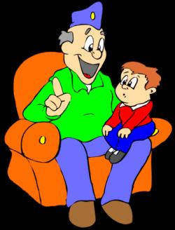 Love clipart grandpa