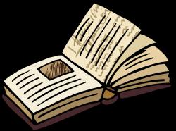 History clipart buku