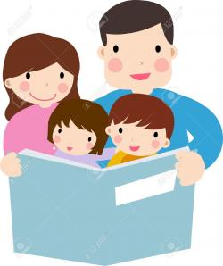 Tranquil clipart parent baby