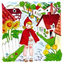 Red Riding Hood clipart disney