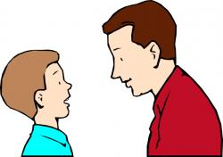 Obey clipart parent