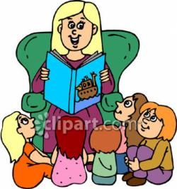 Stories clipart snack time