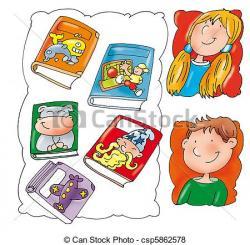 Bobook clipart storybook
