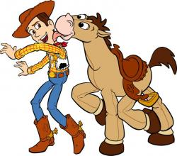 Toy Story clipart storybook character