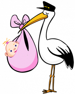 Stalk clipart Stork Clipart