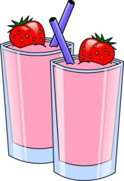 Smoothie clipart full cup