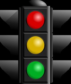 Street Light clipart highway sign
