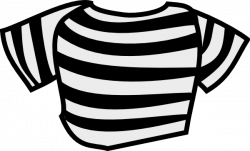 Stripes clipart black and white