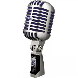 Microphone clipart old style