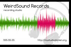 Studio clipart recording studio
