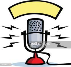 Microphone clipart media