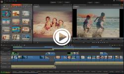 Estudio clipart video editing