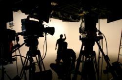 Estudio clipart video shooting