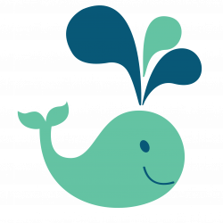 Whale clipart organism