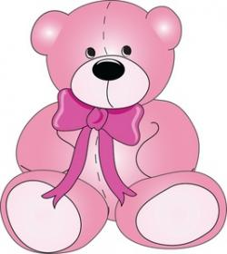 Teddy clipart cute