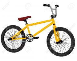 BMX clipart bmx bike