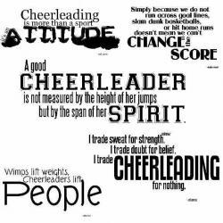 Motivational clipart cheer