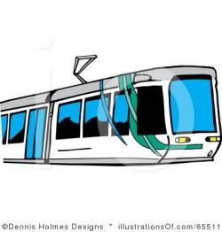 Tram clipart metro