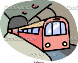Subway clipart transit