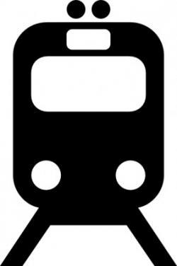 Underground clipart tram