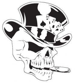Sugar Skull clipart graffiti