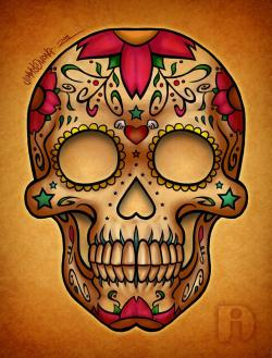 Skullcandy clipart hamlet skull