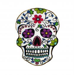 Sugar Skull clipart sweet