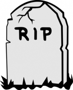 Gravestone clipart cartoon