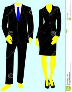 Suit clipart buisness