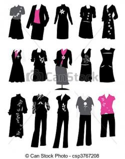 Suit clipart dress code