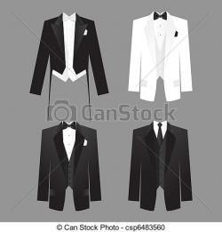 Costume clipart tuxedo