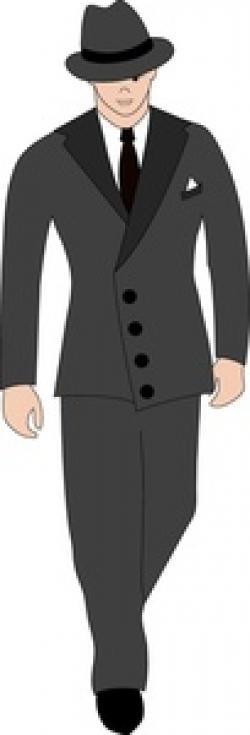 Suit clipart rich businessman